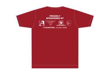 Reading Beer and Cider Festival t shirt sponsorship example